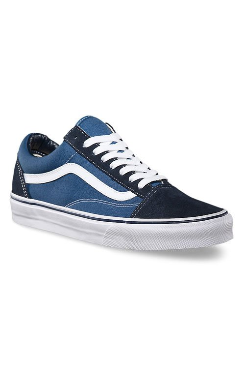 (D3HNVY) Old Skool Shoe - Navy 3