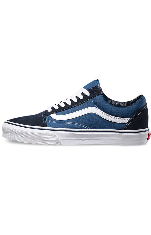 (D3HNVY) Old Skool Shoe - Navy 4