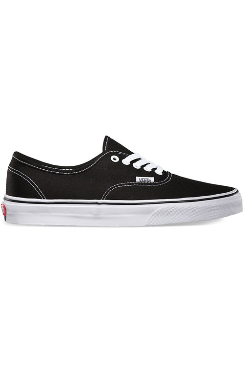 (EE3BLK) Authentic Shoe - Black