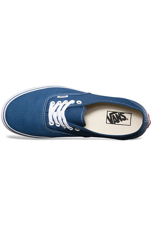 (EE3NVY) Authentic Shoe - Navy 2