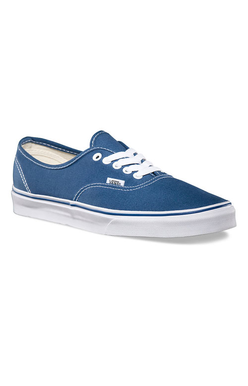 (EE3NVY) Authentic Shoe - Navy 3