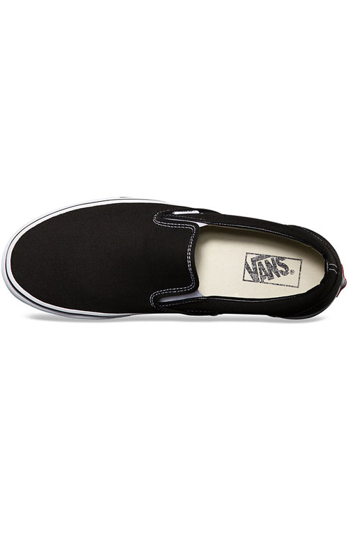 (EYEBLK) Classic Slip-On Shoe - Black 2