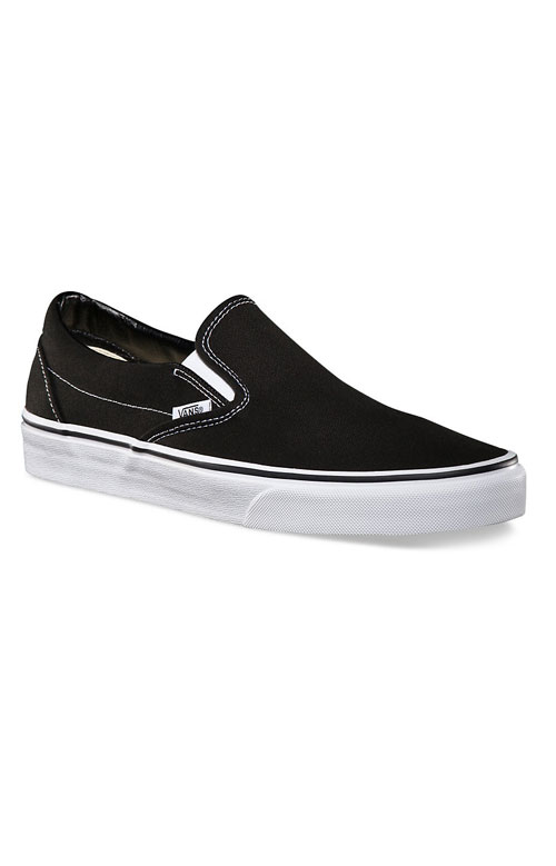 (EYEBLK) Classic Slip-On Shoe - Black 3