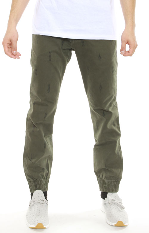 410d64537c Excerpt Chino Joggers - Forest Night