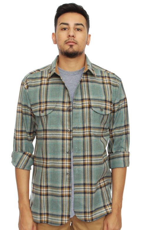 ad4df562 Pendleton, Fitted Buckley Button-Up Shirt | MLTD