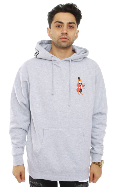 842bb60e Snooty Fox Pullover Hoodie - Grey. Loading... Home · Brands · Born X Raised  ...