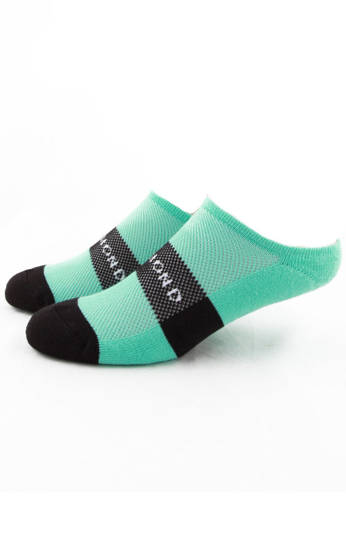 No Show Futura Sock - Diamond/Black