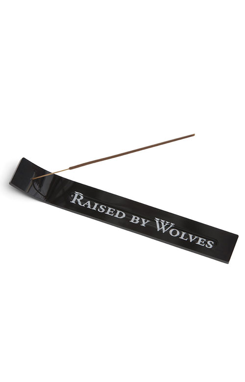 RBW Incense Holder - Black Acrylic