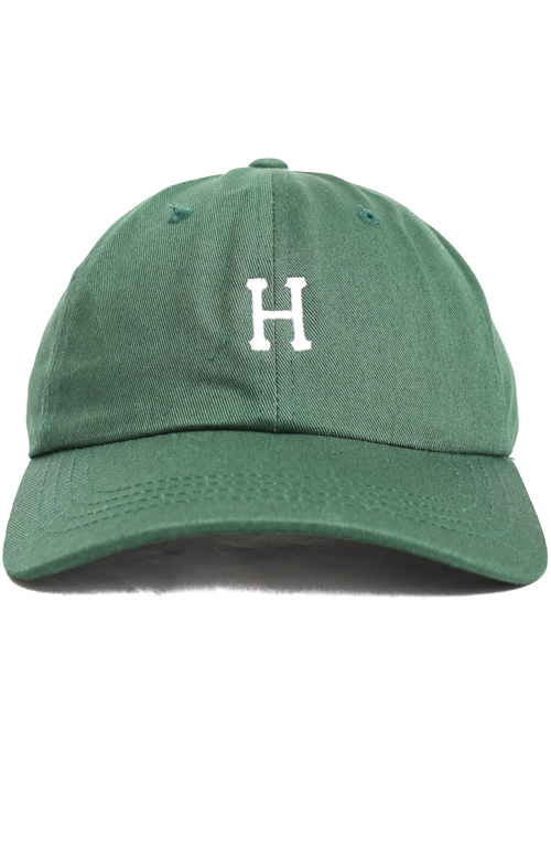 Classic H Dad Hat - Spruce