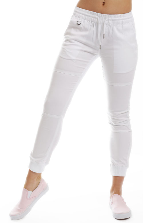 Legacy Joggers - White 2