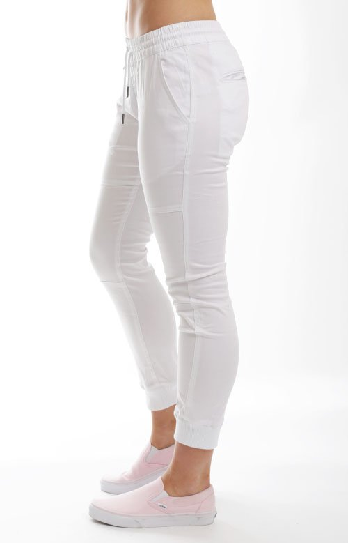 Legacy Joggers - White 3