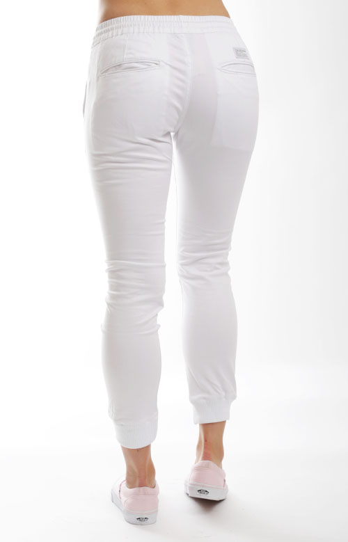 Legacy Joggers - White 4