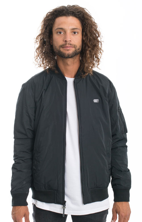 Alden Jacket - Black