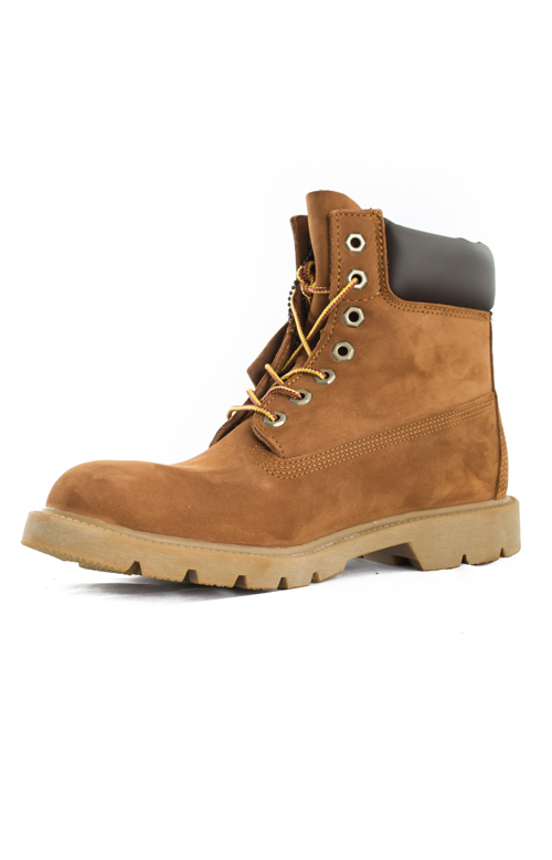 (TB019076) 6-Inch Basic Boots - Rust/Org 4