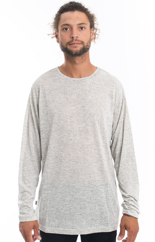 Albion L/S Shirt - Grey