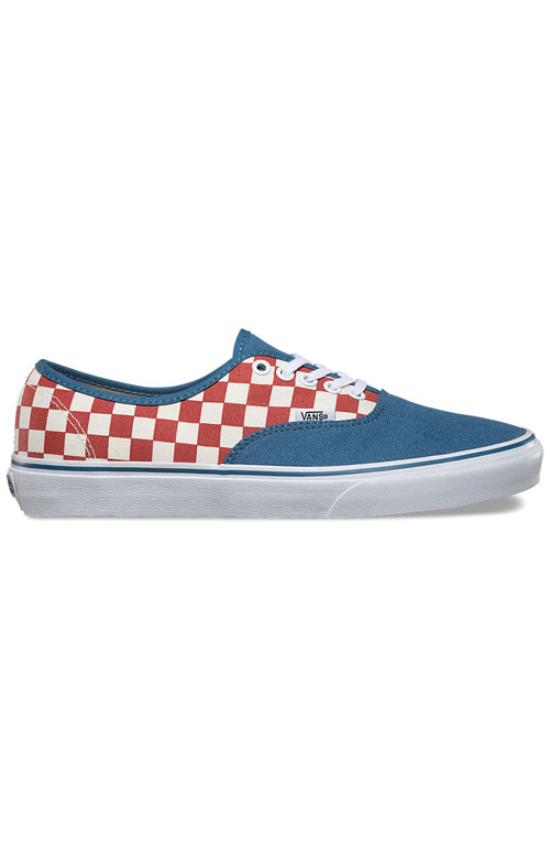 d7a98dd0a7 50th Authentic Shoe - Checkerboard Blue Ashes