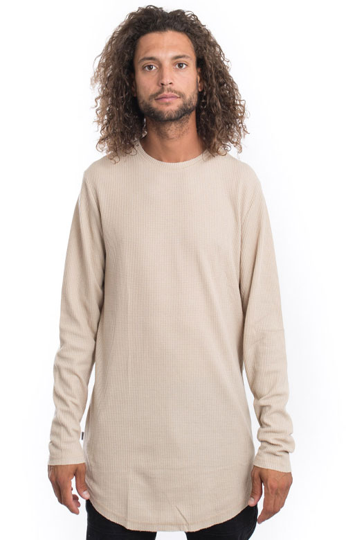 Marcello L/S Shirt - Khaki