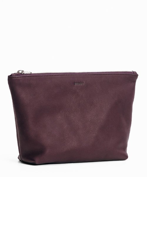 Stash Clutch Medium - Oxblood