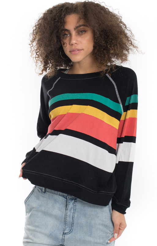70's Stripe Sommers Sweater 2