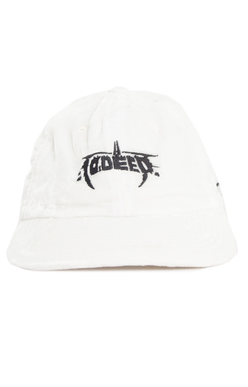 Null & Void Roady Dad Hat - White