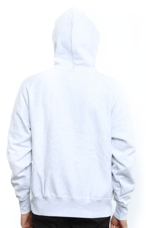 081bfc49 Reverse Weave Team Pullover Hoodie - GFS Silver Grey. Thumbnail 1 Thumbnail  1