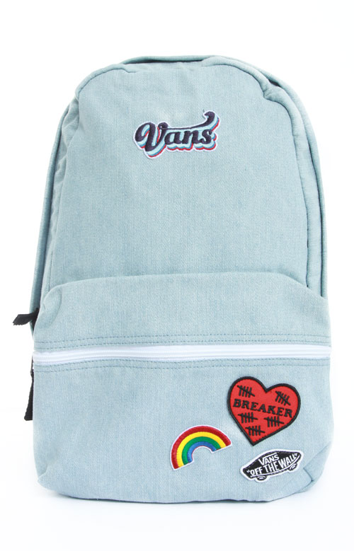 e4d05a6542046 Calico Backpack - 70 s Blue