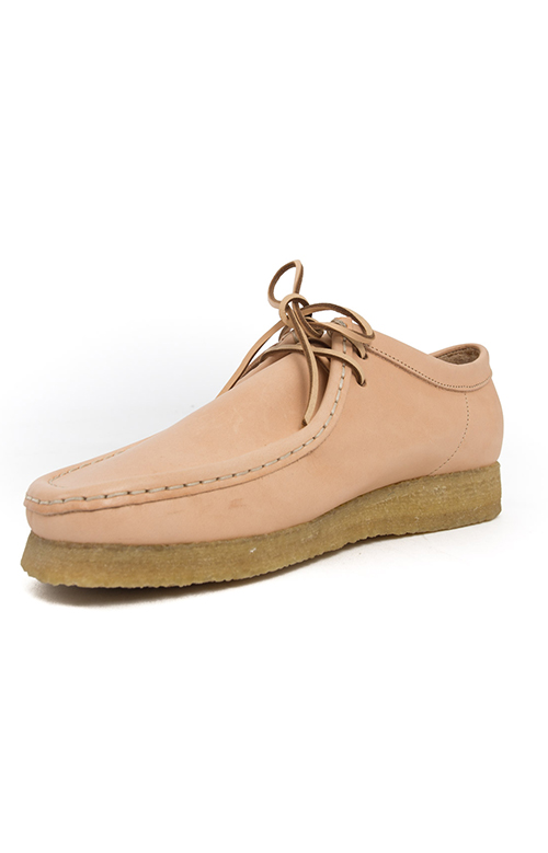 (26122620) Wallabee Boot - Natural Tan Leather 3