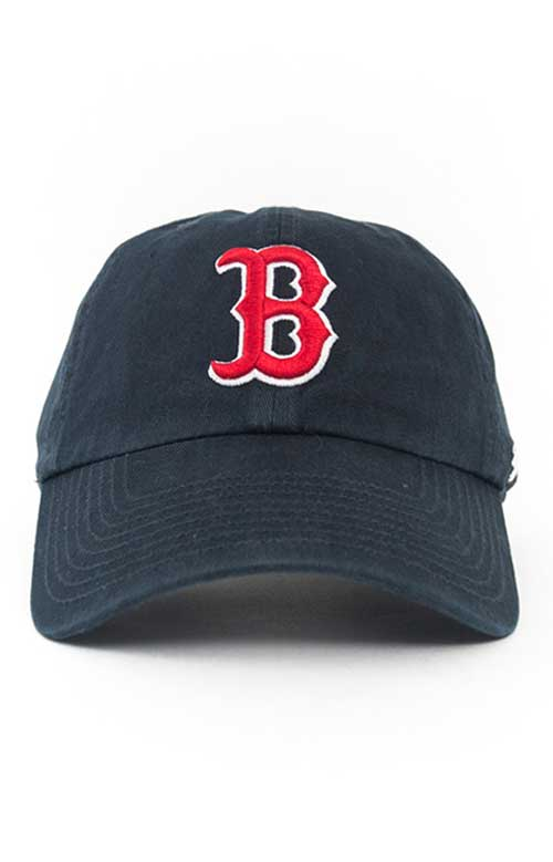 Red Sox 47 Clean Up Cap - Home