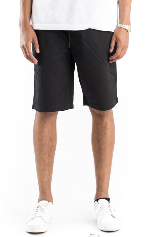 Stussy, Light Twill Beach Shorts - Black