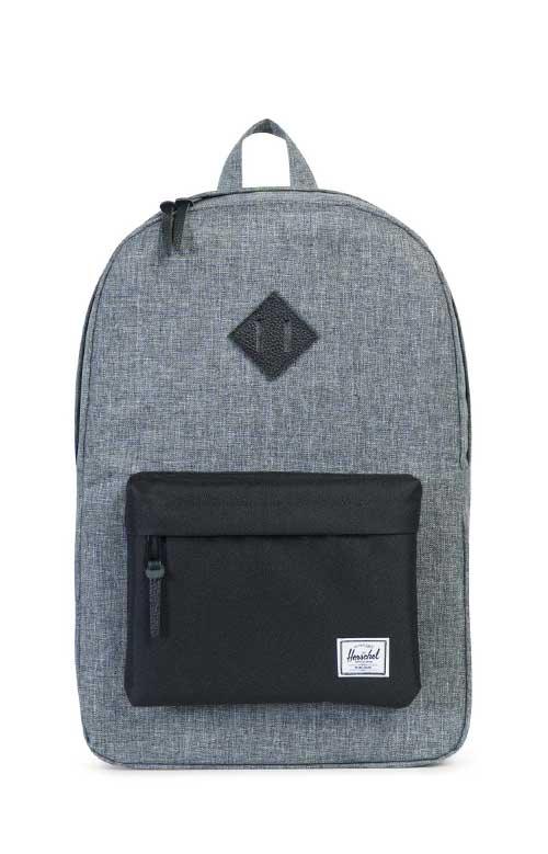 Settlement Backpack - Raven Crosshatch/Black