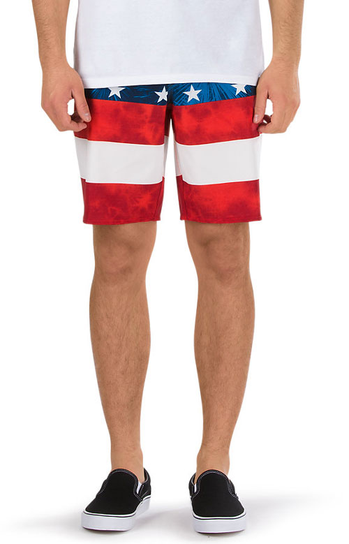 Era Boardshort - American Flag