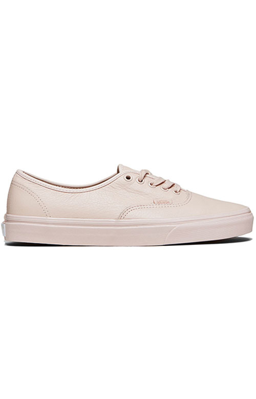 Authentic Leather Shoe - Pink