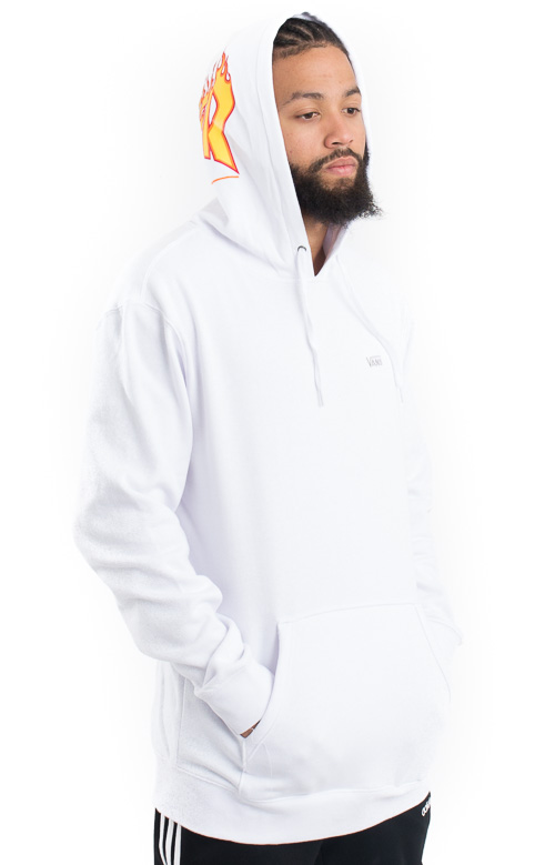 7fc2415967 Thrasher Pullover Hoodie - White