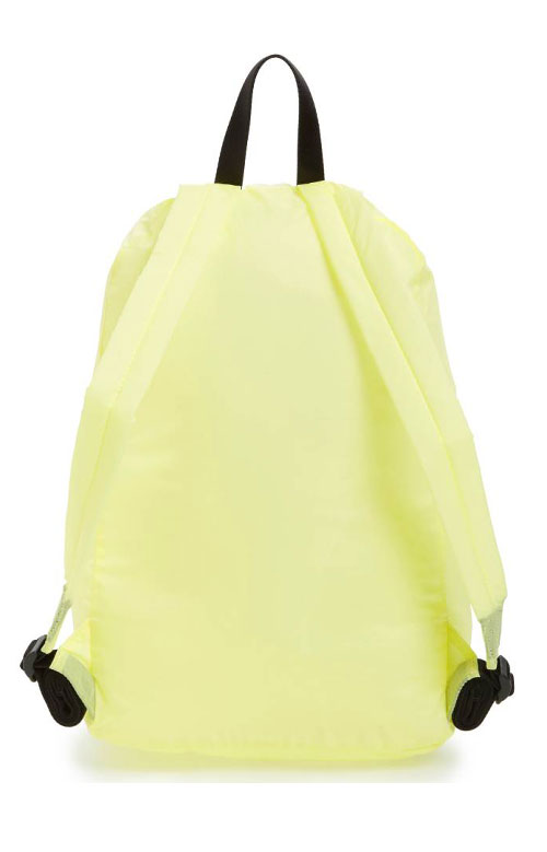 Ripstop Backpack - Citron 2