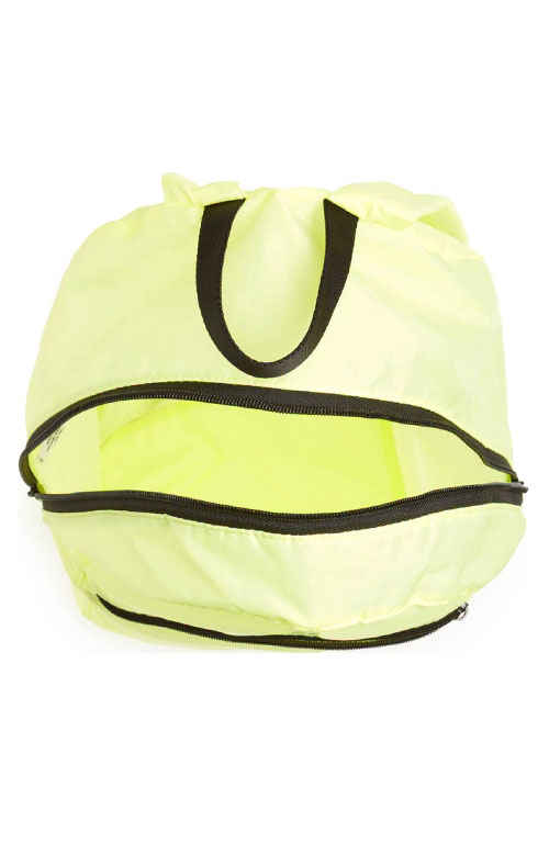 Ripstop Backpack - Citron 3
