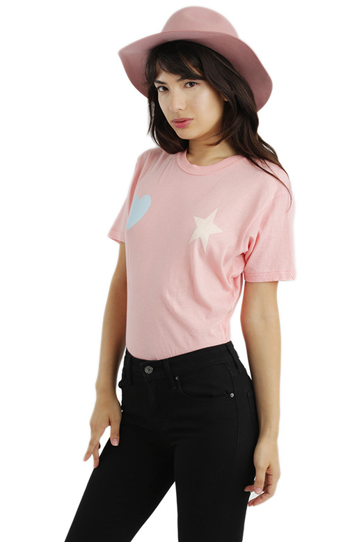 Heart & Star Legend Tee Bodysuit 3