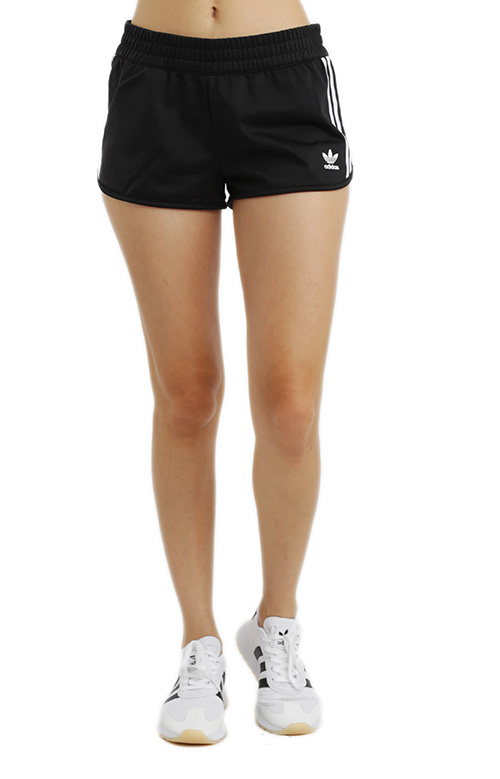 (DV2555) 3 Stripes Shorts - Black