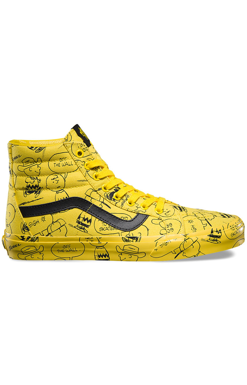 c22cc92e9a Sk8-Hi Reissue Shoe - Charlie Brown Maize
