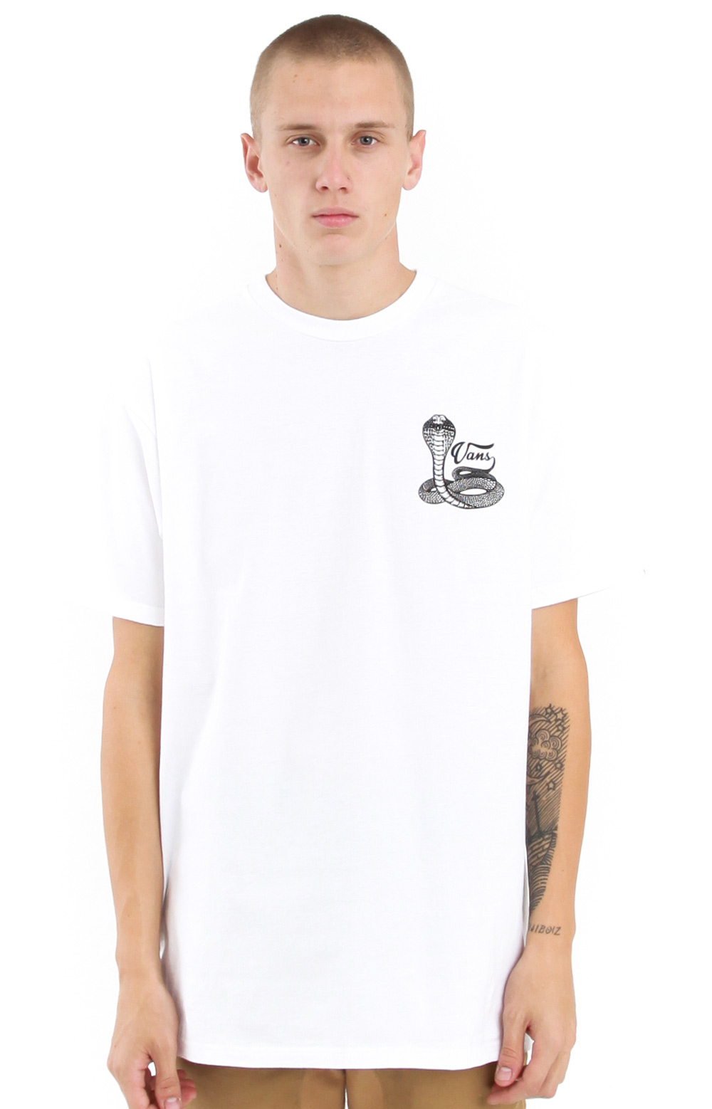 Twisted T-Shirt - White 2