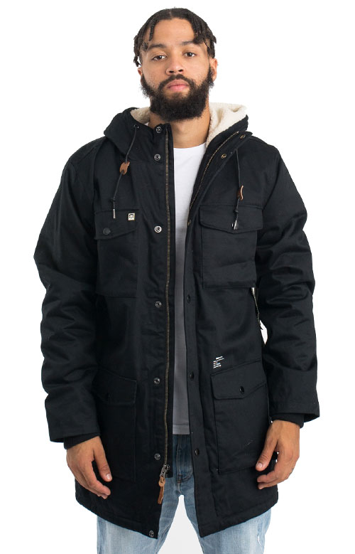 Heller II Jacket - Black
