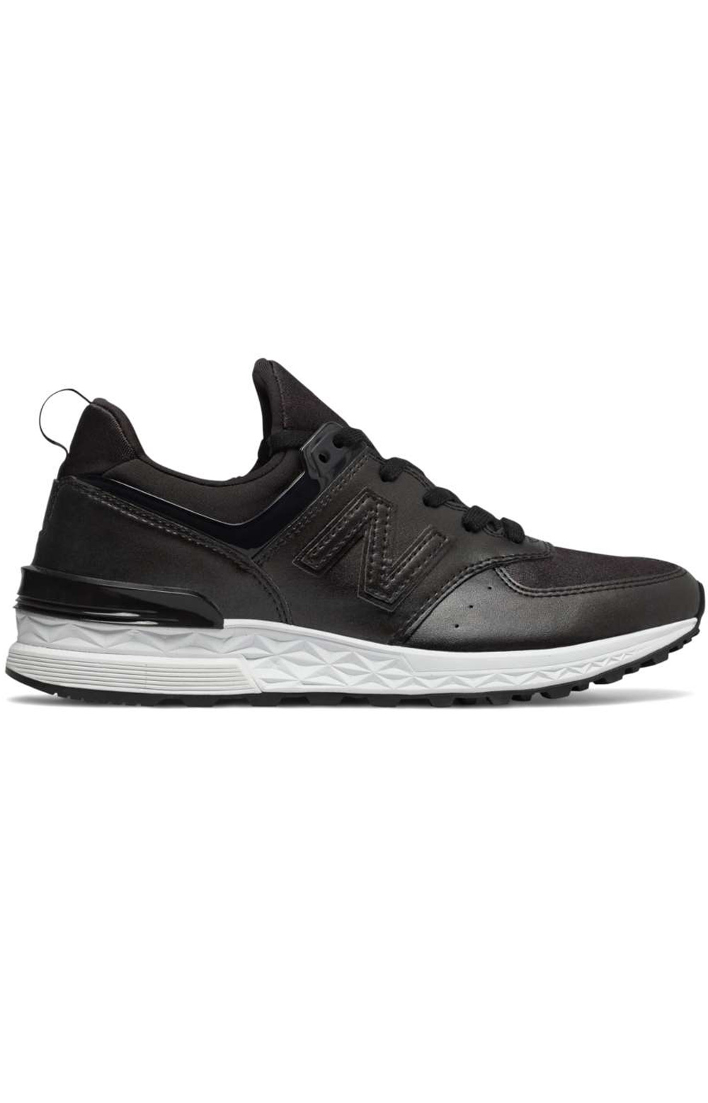 (WS574SFH) 574 Sport Shoe - Black