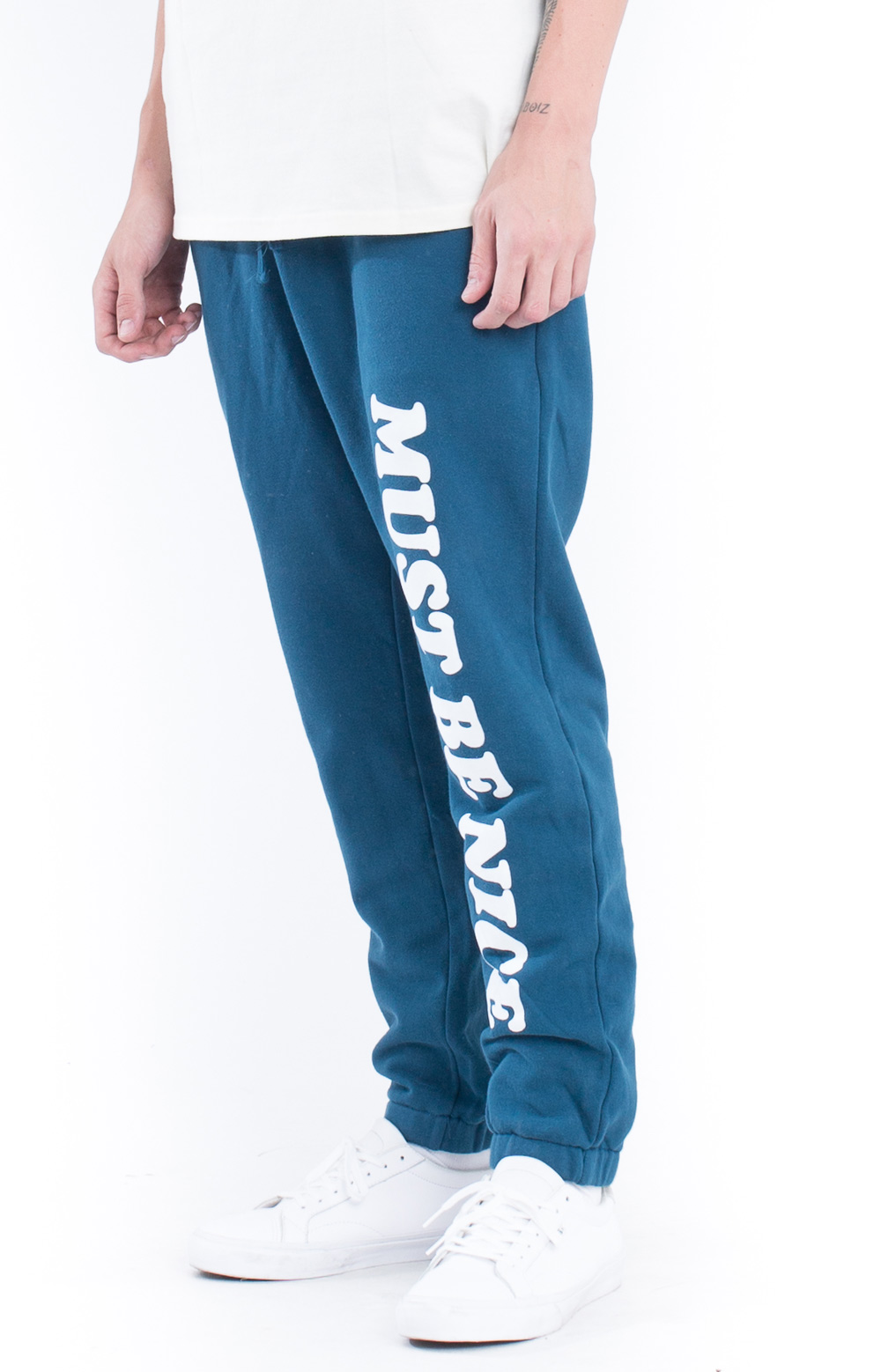Chill Out Sweatpants - Sea Blue 2