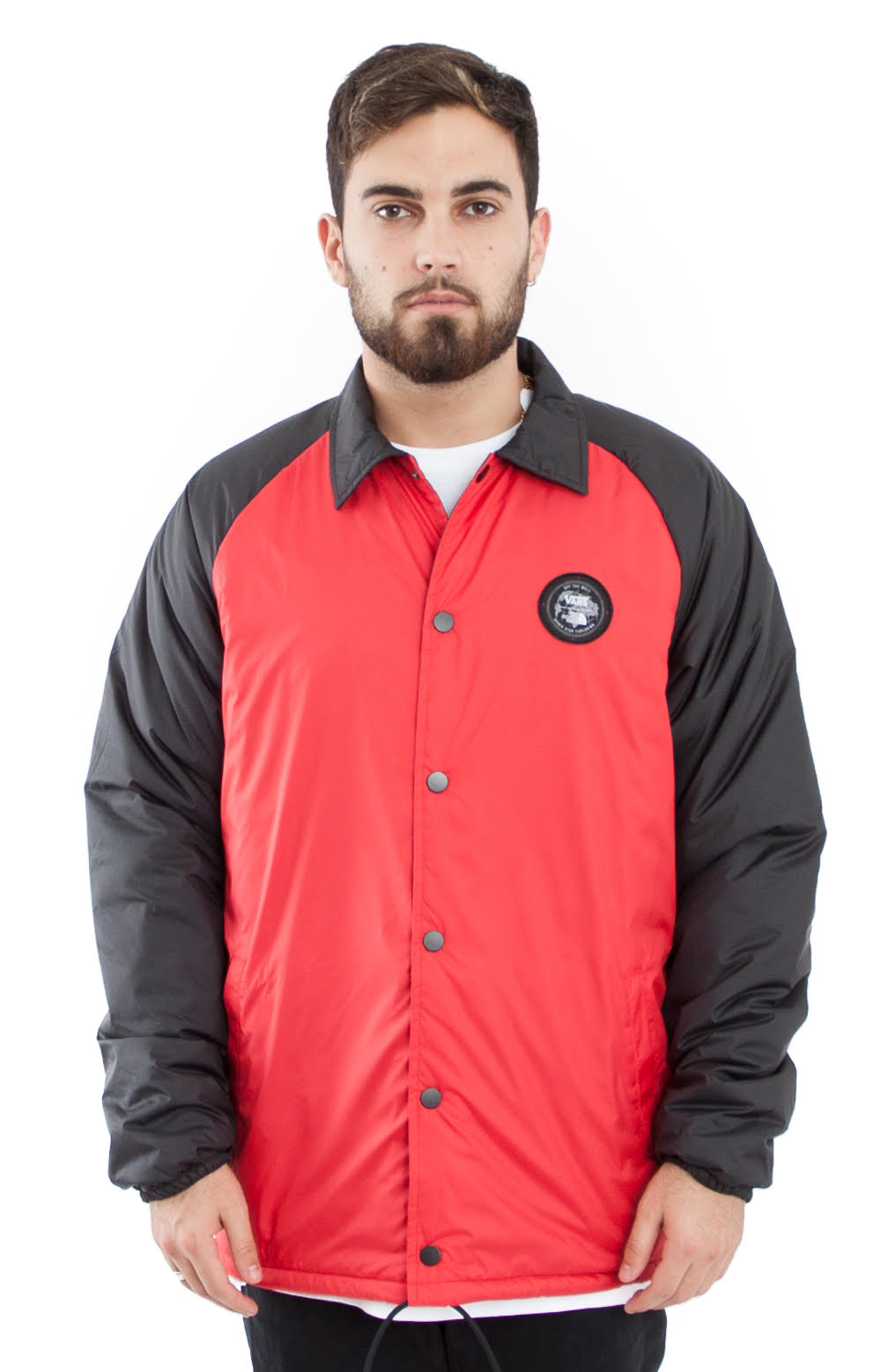 36c8e6f3c5 Torrey Jacket - Red. Loading... Home · Brands · Vans x The North Face ...
