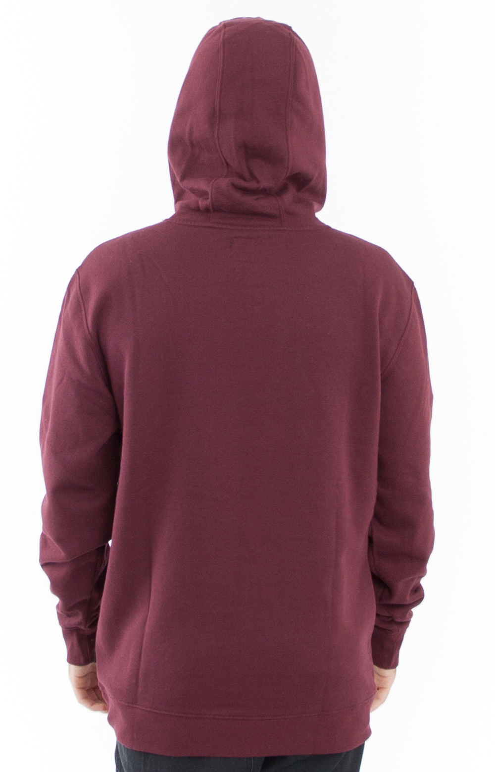 Vans Classic Pullover Hoodie - Port Royale/White 3