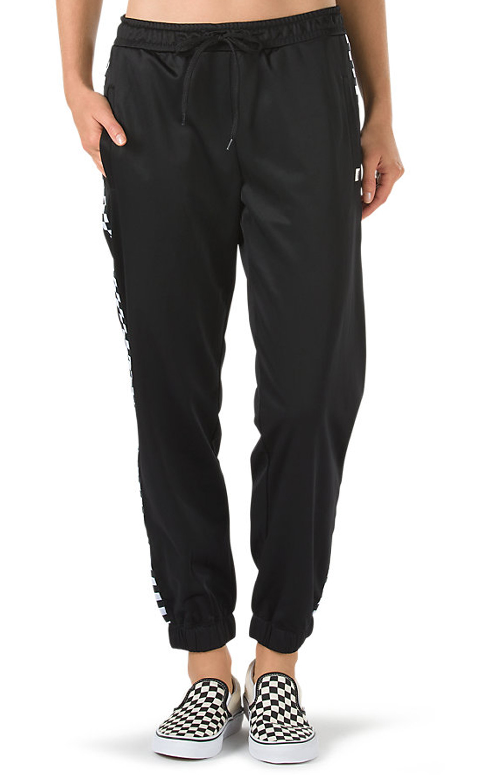 b45de5e075 West End Track Pant - Black