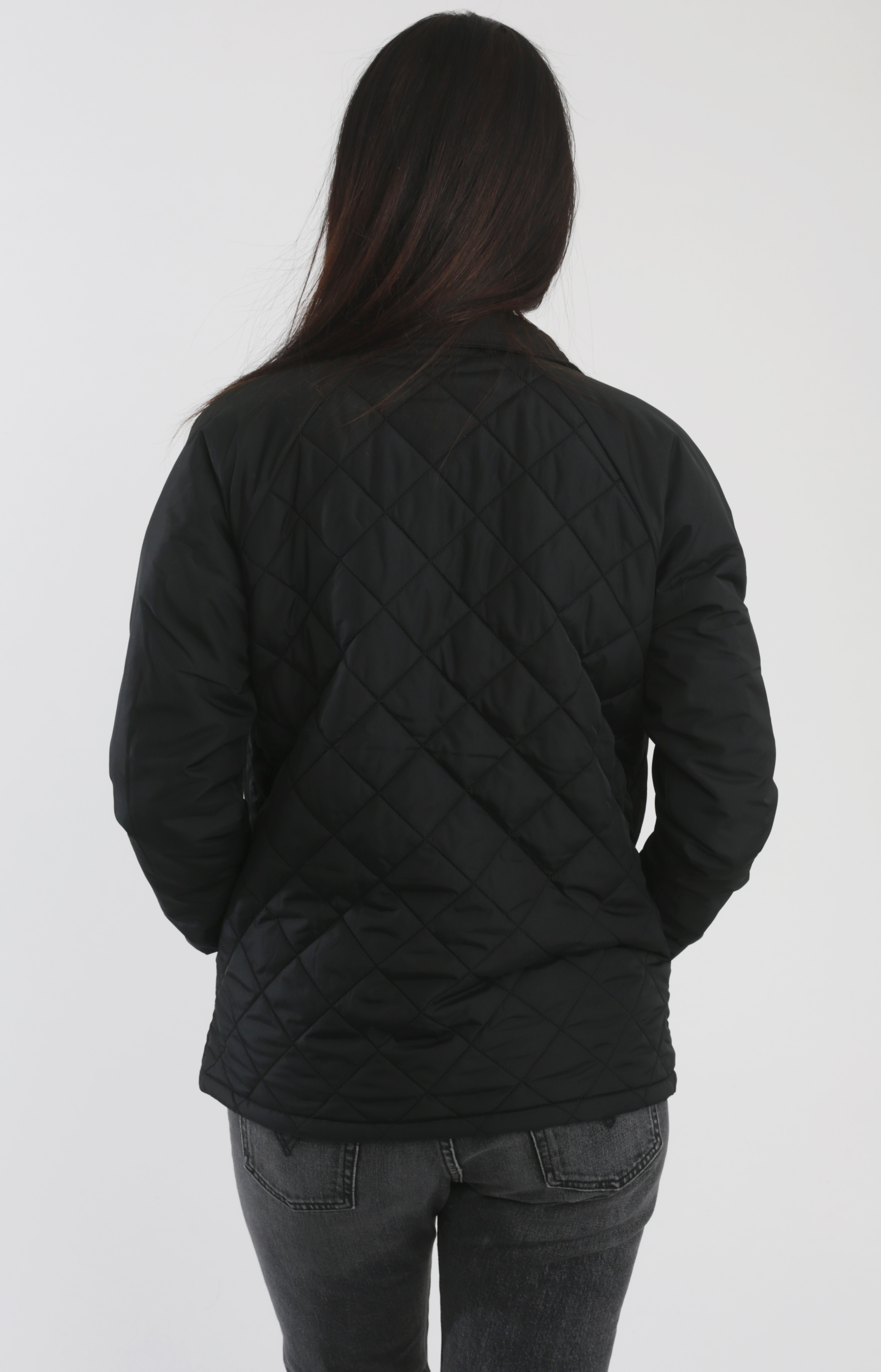 dc0633bc11 Thanks Coaches Quilted MTE Jacket - Black. Thumbnail 1 Thumbnail 1  Thumbnail 1 Thumbnail 1