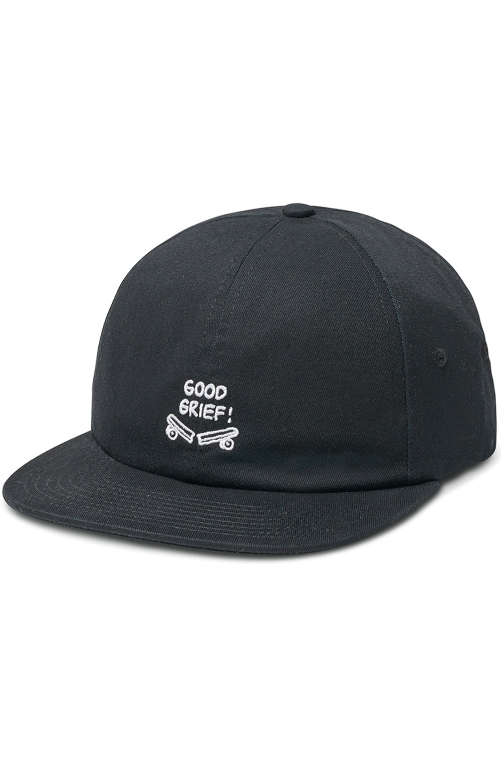 6a926fa4 Good Grief Snap-Back Hat. Loading... Home · Brands · Vans x Peanuts ...