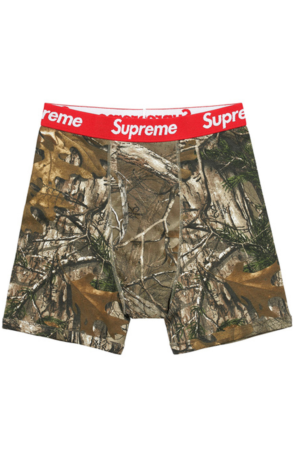 Limited Edition Supreme Underwear - Just Me And Supreme
