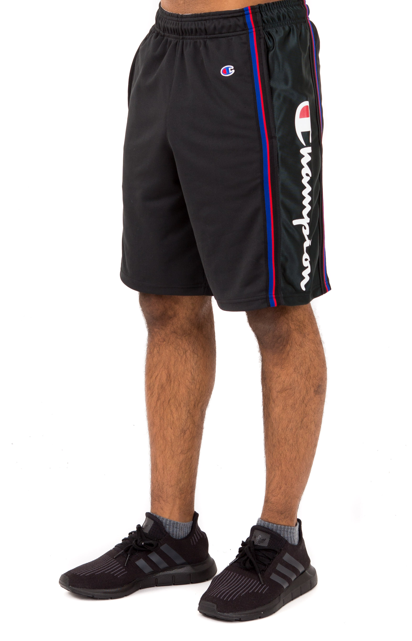 new product 560db 88435 Elevated Champion Basketball Short - Black