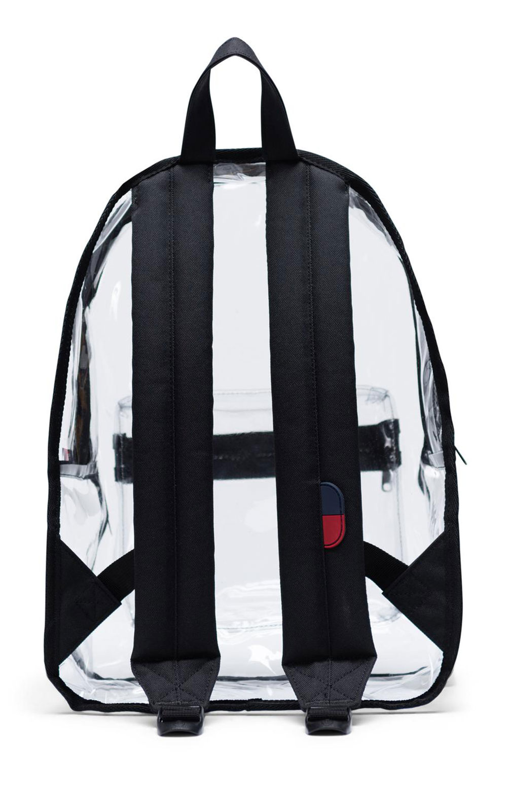 Classic Mid Clear Backpack - Black 3